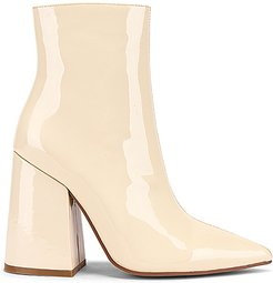 Ahara Bootie in White. - size 36 (also in 35)