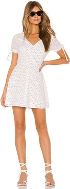 Dreamboat Dress in White. - size S (also in M)