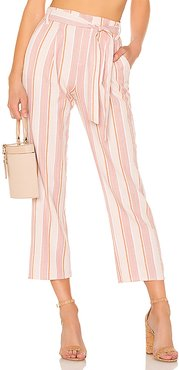 Bay Bay Pant in Pink. - size M (also in XS)