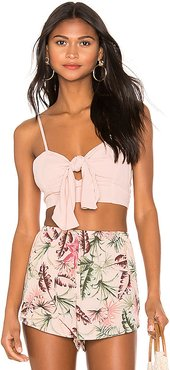 Camila Top in Pink. - size M (also in L)