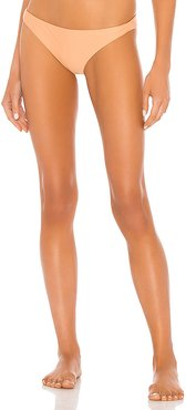 Andy Skimpy in Peach. - size L (also in M,S,XS)
