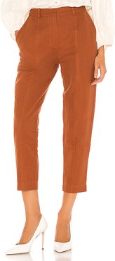 Palma Chill Pant in Brown. (also in 2,4)