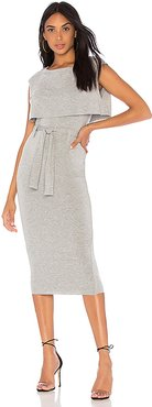 Drop Out Dress in Gray. - size XS (also in S)
