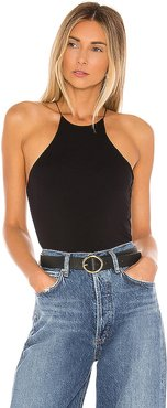 Renee Top in Black. - size S (also in L,XS)