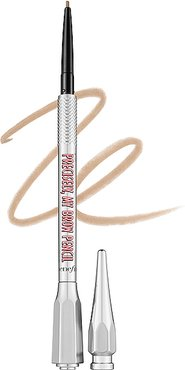 Precisely, My Brow Eyebrow Pencil in 01 Cool Light Blonde.