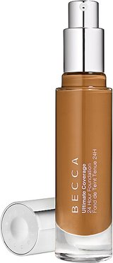 Ultimate Coverage 24 Hour Foundation in Amber.
