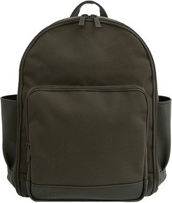 Backpack in Green.
