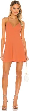 Cocktail Dress in Coral. - size 6 (also in 0,10,12,2,4,8)