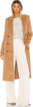 Low Key Coat in Brown. - size S (also in L,XS)