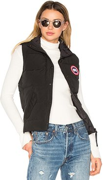 Freestyle Vest in Black. - size S (also in XS)