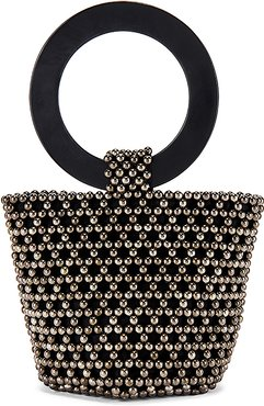 Tanner Party Bag in Black.