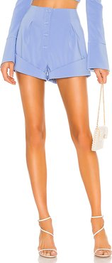 Paulina Short in Blue. - size XS (also in XL)