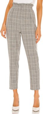 Lindley Pant in Gray. (also in 0,2,6,8)