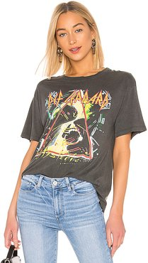 Def Leppard Hysteria Tee in Black. - size XS (also in S,M)