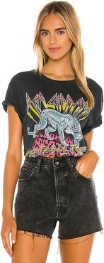 Def Leppard Japan '88 Tour Tee in Black. - size M (also in S)