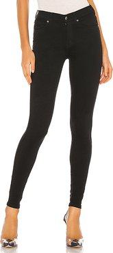 Lexy Mid Rise Skinny. - size L (also in XS,S,M)