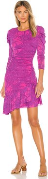 Lila Dress in Purple. - size L (also in XS)