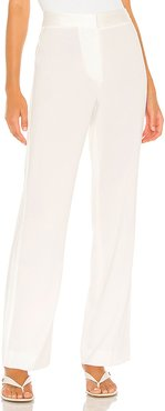 Beau Pant in White. - size 0 (also in 2)