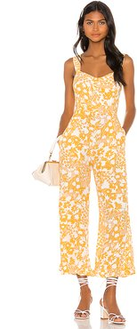 Kasbah Jumpsuit in Yellow. - size M (also in L,XL)