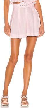 Priscilla Shorts in Pink. - size XS (also in L,M,S)