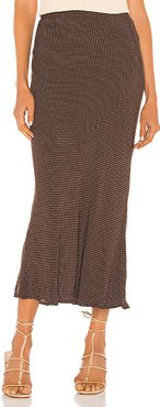 Alice Skirt in Brown. - size XS (also in S)