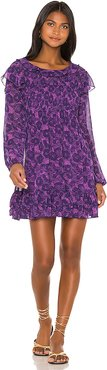 These Dreams Mini Dress in Purple. - size S (also in XS)