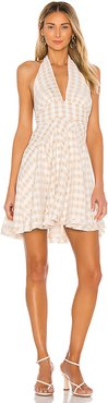 Do The Twist Mini Dress in Ivory. - size 12 (also in 0)