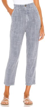 Faded Love Pant in Blue. - size 28 (also in 27,29,30,31,32)