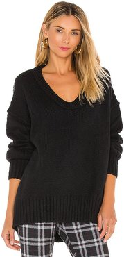 Brookside Tunic in Black. - size S (also in L,M,XS)