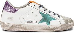 Superstar Sneaker in White. - size 38 (also in 37)