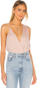 Amber Top in Blush. - size M (also in XS,S,L)