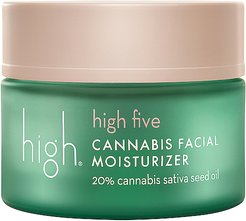 High Five Cannabis Facial Moisturizer in Beauty: NA.