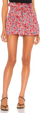 x REVOLVE Leland Short in Red. - size XL (also in L,M,S,XS,XXS)