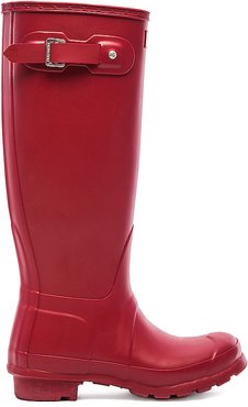 Original Tall Rain Boot in Red. - size 6 (also in 10,7)