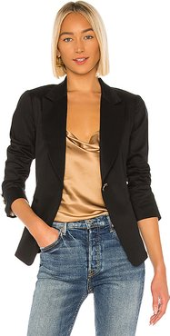 Le Smoking Jacket in Black. - size XS (also in S)