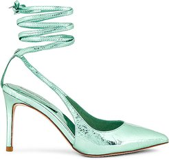 Caia Pump in Mint. - size 10 (also in 6,6.5,7,7.5,8,8.5,9,9.5)