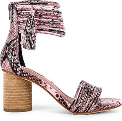 Pallas Sandal in Pink. - size 6 (also in 6.5,7)
