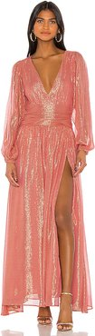 River In The Sky Lapis Maxi in Pink. - size XS (also in M,S)