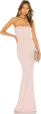Mary Kate Gown in Blush. - size 10 (also in 2,4)