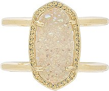 Elyse Ring in Metallic Gold. - size 7 (also in 6,8)