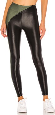 Chase High Rise Limitless Plus Legging in Black. - size S (also in XS)