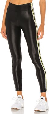Trainer High Rise Infinity Legging in Black. - size M (also in XS,S)