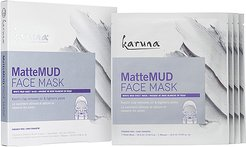 MatteMUD Face Mask 4 Pack in Beauty: NA.