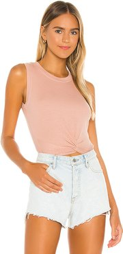 Kai Crop Top in Pink. - size S (also in XS,M,L)