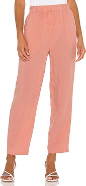The Danielle Pant in Rose. - size XXS (also in XS,S,M,L,XL)