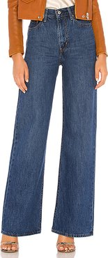 Ribcage Wide Leg Jean. (also in 24,25,26)