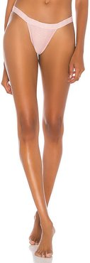The Shelly Bottom in Blush. - size XL (also in L,M,S,XS,XXS)