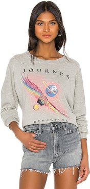Lee Pullover Sweatshirt in Grey. - size S (also in XS)