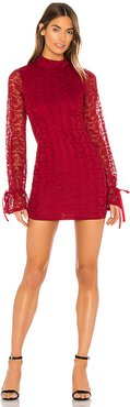 Talia Mini Dress in Red. - size XS (also in M)
