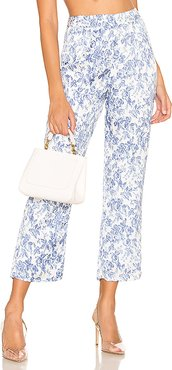 Lovers + Friends Audra Pant in Baby Blue. (also in L)